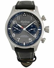 Alpina Startimer Pilot Chronograph Automatic Men's Watch - AL-860GB4S6