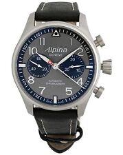 Alpina Startimer Pilot Chronograph Automatic Men's Watch - AL-860GB4FBS6
