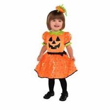 Little Pumpkin 2 Piece Costume Infant Size 0-6 Months so Cute