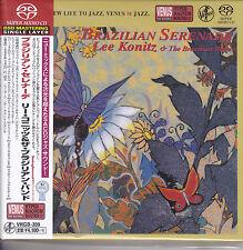 Lee Konitz & The Brazilian Band Brazilian Serenade SACD Japan Venus Records CD