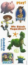 Disney TOY STORY Glitter Scrapbook Stickers