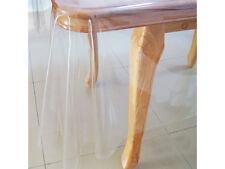 TESSUTO TOVAGLIA TRASPARENTE PVC H140 CM CUCINA CASA PLASTICA 15 mm AL METRO