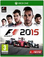 FORMULA 1 ONE 2015 15 F1 2015 NUEVO PRECINTADO EN CASTELLANO XBOX ONE