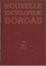 NOUVELLE ENCYCLOPEDIE BORDAS TOME 8 - LISA
