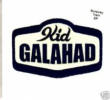(213W) Kid Galahad, Runaway Train EP - DJ CD