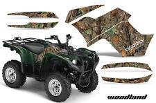 Yamaha Grizzly 550/700 AMR Racing Graphics Sticker Kit 07-13 ATV Decals WOODLAND