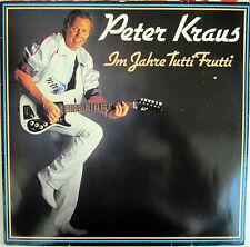 LP / PETER KRAUS / AUSTRIA / RARITÄT /