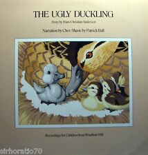 The UGLY DUCKLING Cher LP Hans Christian Anderson