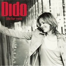 DIDO-Life For Rent(2003)-WHITE FLAG-New AND Sealed