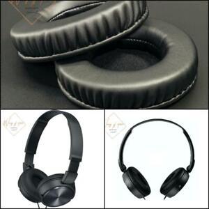Soft Leather Ear Pads Foam Cushion EarMuff For Sony MDR-ZX310 ZX 310 Headphone