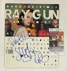 """Shirley Manson GARBAGE (the band) Signed Autograph """"Ray Gun"""" Magazine by 4 JSA"""