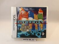 METEOS 1 NINTENDO DS DSi 2DS 3DS PAL EU EUR ITA ITALIANO NUOVO SIGILLATO