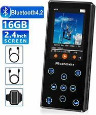 Rofeer Media Player - Music Radio Videos Pictures Bluetooth