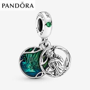 ALE S925 Genuine Silver Pandora Star Wars Yoda Dangle Charm With Gift Box