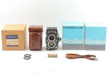 [TOP MINT in BOX Flat Glass Option] Rolleiflex 2.8F Planar 80mm F/2.8 From JAPAN