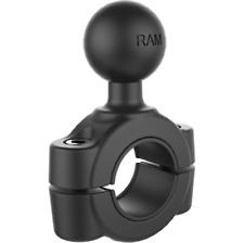 """RAM-B-408-75-1U RAM Mounts Torque 3/4"""" - 1"""" Diameter Handlebar/Rail Base 1"""" Ball"""