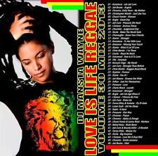 LOVE IS LIFE  - REGGAE LOVERS ROCK &  CULTURE MIX CD VOLUME 30