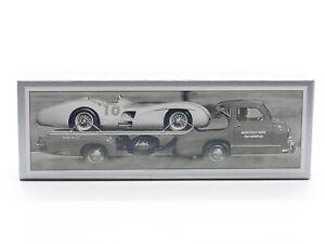 BUB Mobile Mercedes W 196 Rennwagen Schlüsselanhänger MB Classic Collection