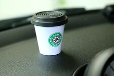 LEMATEC Car Air Freshener Japan Made Perfume Diffuser Fragrance Coffee cup style