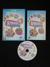 Wii U: Family Party 30 Great Games: obstacle Arcade-Complete, Ita!