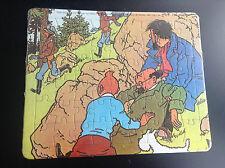Puzzle Tintin Lombard 1985 L'affaire Tournesol ETAT NEUF SOUS CELLO