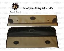 Hand Made Shotgun Cleaning Kit  - Manuel Ricardo of PORTUGAL - CASE ONLY