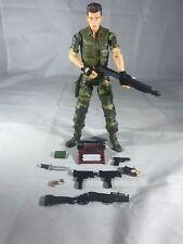 RARE Resident Evil 3 CHRIS REDFIELD Figure Palisades 2002 Loose Code Veronica
