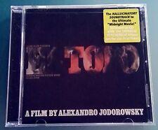 CD El Topo Colonna Sonora a Film by Alejandro Jodorowsky O.S.T.