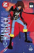 * CAPITAN HARLOCK N°21/SET/1993 - LEIJI MATSUMOTO - by GRANATA PRESS s.r.l.