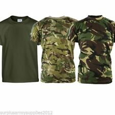 Boys' Camouflage T-Shirts & Tops (2-16 Years)