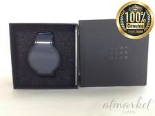 Sony watch FES-WM1 FES Black Watch Fast Free Shipping With EMS Tracking JAPAN