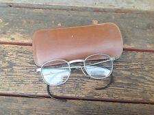 Vintage B&L 24 46 6 3/4 Eyeglasses For Parts or Repair