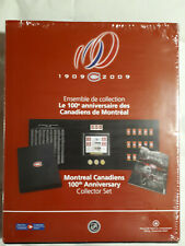 2009 Montreal Canadiens 100th Anniversary Collector Set