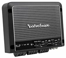 Rockford Fosgate R400-4D 400 Watt RMS Class D Full Range 4 Channel Car Amplifier
