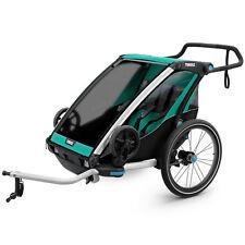Thule Chariot Lite 2 Multisport-Fahrradanhänger Radanhänger Anhänger Fahrrad Rad