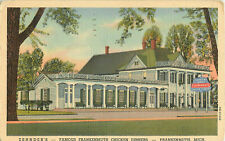 Postcard Zehnder's Famous Frankenmuth Chicken Dinners, Frankenmuth, MI