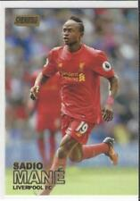Fußball-Liverpool Gold Trading Cards
