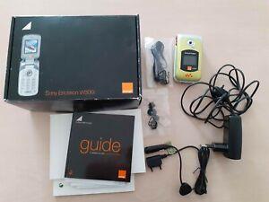 Téléphone portable : Sony Ericsson W300i