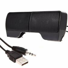 Mini Portable USB Stereo Speaker Soundbar for Notebook Laptop Mp3 Phone PC BEST