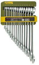 SlimLine-Ring-Maulschlüsselsatz, 15-teilig - 6-21mm - 23821