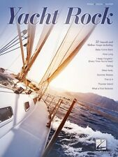 Yacht Rock Sheet Music Piano Vocal Guitar SongBook New 000199977