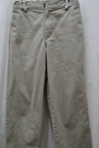 Boys Pants  by George size 14 beige in color Children's Clothing School Pants