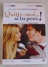 DVD QUITTE MOI... SI TU PEUX - Meg RYAN / Timothy HUTTON