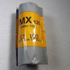120 Film - Kodak TMax 100 1Roll Expired 07/2001