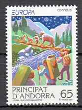 Briefmarken Europa Andorra (sp.. Post) CEPT ** 1997 Michel 253 Versand 0 EUR