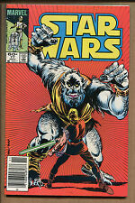 Star Wars #77 - Chanteuse of the Stars..! - 1983 (Grade 9.2)