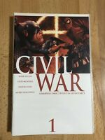 Civil War Marvel Comics Lot Mark Millar Illuminati full run complete