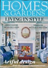 HOMES AND GARDENS MAGAZINE JULY 2018 ~ NEW ~