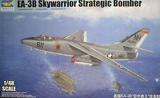 1/48 Douglas A-3B Skywarrior Model Kit by Trumpeter