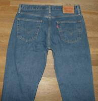 "SUPER: LEVI`S 511 Herren- JEANS / LEVIS Blue- Jeans in blau in W34"" /L32"""